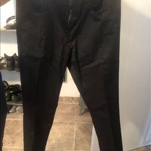 Black Calvin Klein Men's 30x32 dress pants